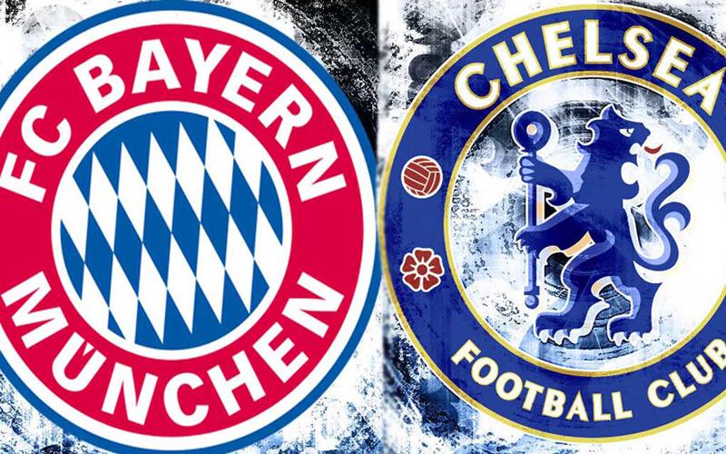 Final Liga Champion Bayern Munich Vs Chelsea