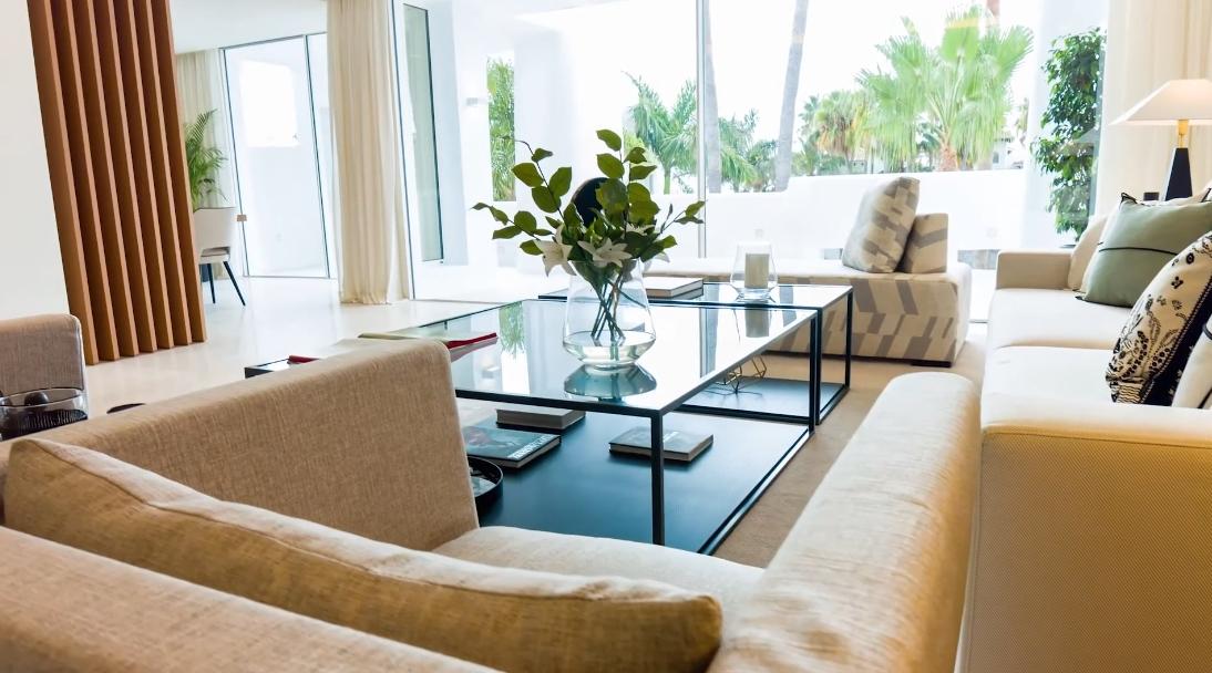 20 Interior Design Photos vs. Luxury Villa Nagueles Marbella Golden Mile Tour