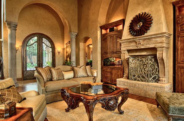 Interior Designs Part 4 SPANISH TUSCAN VICTORIAN VINTAGE ...
