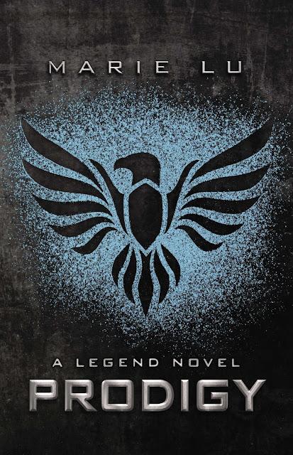 News: Capa e Book Trailer de Prodigy, da autora Marie Lu 17