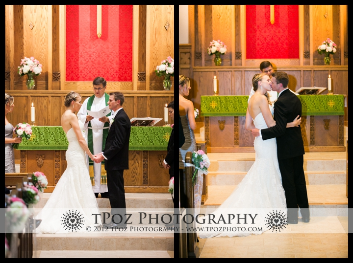 Wedding Ceremony Emmanuel Lutheran Church Lancaster