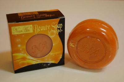 Nour Ain beauty soap