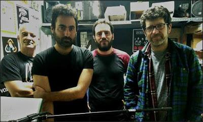 Entrevista a Raúl Tamarit (Los Radiadores) 5