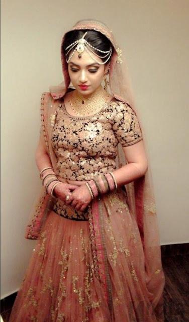 Nazriya Nazim wedding lehenga