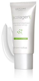 Protetor de Dia com SPF 30 Advanced Ecollagen da Oriflame