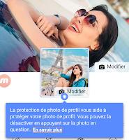 طريقه اضافت درع حمايه الصورة الشخصيه على حسابك الفيس بوك ...