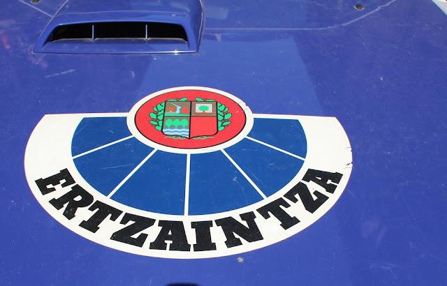 Escudo de la Ertzaintza