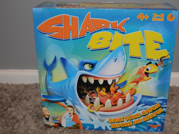 Review - Shark Bite by Drumond Park