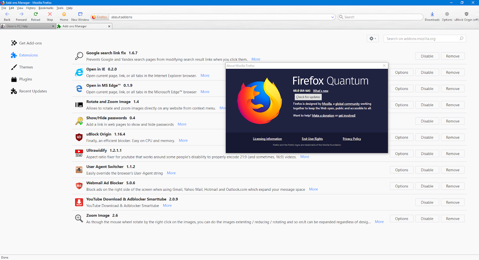 Magnificent Firefox Resume Download Addon Model