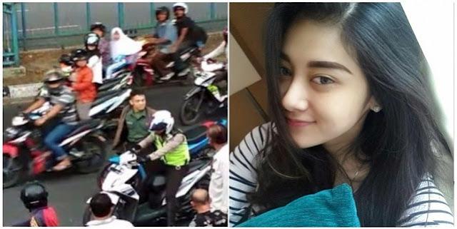 Waduh!! Oknum TNI yang Pukul Polantas Ternyata STRES Karena Wanita