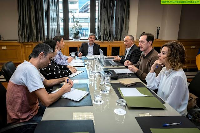 Canarias presenta a la Coordinadora de las ONG's el II Plan Director de Cooperación Internacional