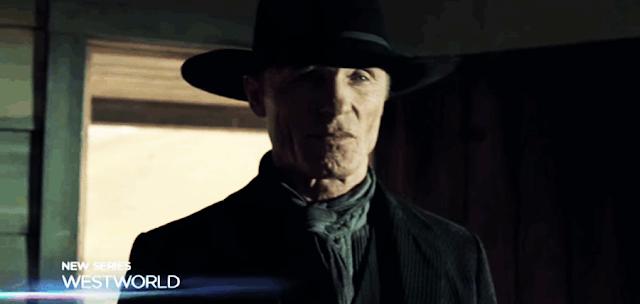 Ed Harris în serialul sci-fi de la HBO: Westworld