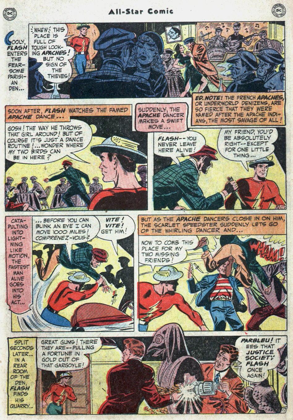 Read online All-Star Comics comic -  Issue #57 - 21