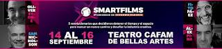 3er Congreso SMARTFILMS 2018 Bogotá