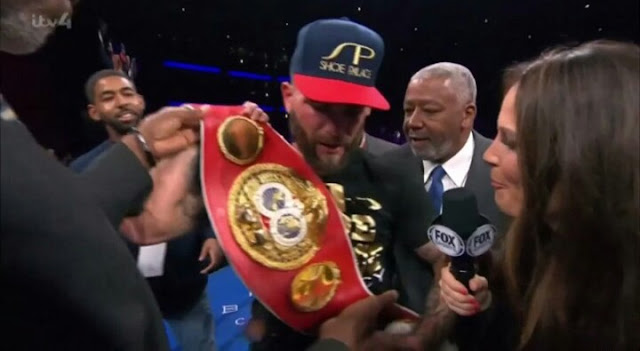 Caleb Plant Decisions Jose Uzcategui, Wins IBF Super Middleweight Title