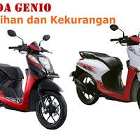 Ketahui Kelebihan dan Kekurangan Motor Honda Genio