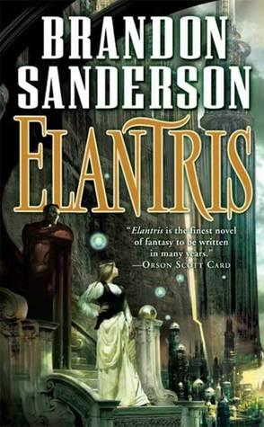 Brandon Sanderson - Elantris