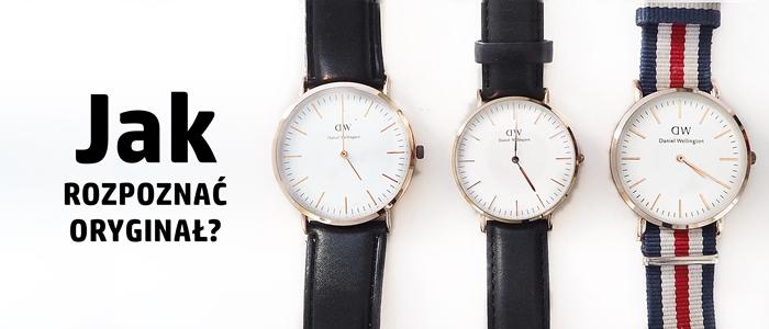 daniel wellington zegarek