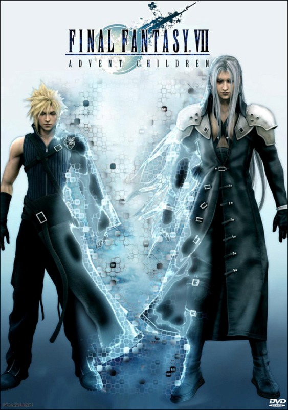 Final Fantasy Advent Children German