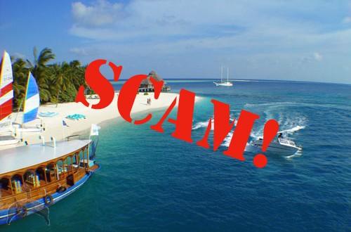 Awas penipuan wisata di pulau seribu
