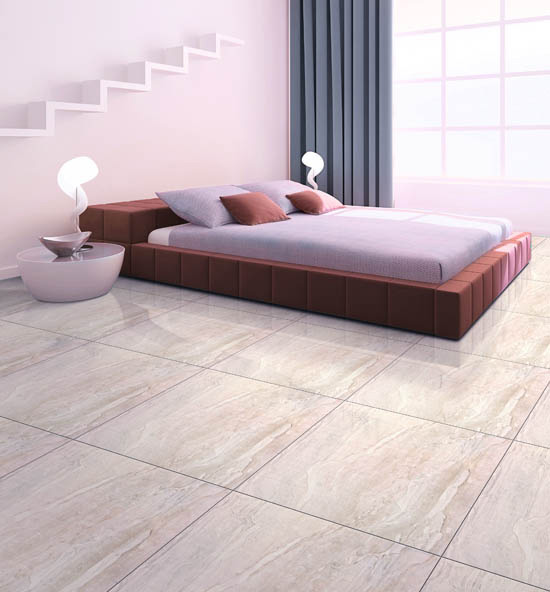 Interior Design Ideas: Vitrified Tiles Flooring or Marble