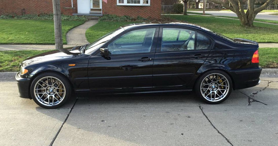 ls3 v8 swapped bmw 330i up for sale who needs an m3 anyway w video. Black Bedroom Furniture Sets. Home Design Ideas