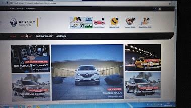 Launching blog Sales Mobil Renault Pekanbaru