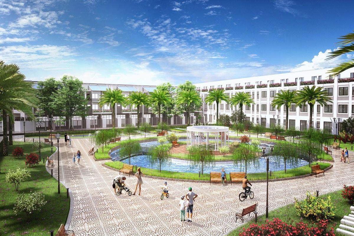 Liền kề dự án Tnr Stars Hiệp Hòa Bắc Giang
