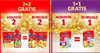 Logo Magica offerta Henkel: detersivo Pril 2+2 gratis oppure additivo Pril 1+1 gratis