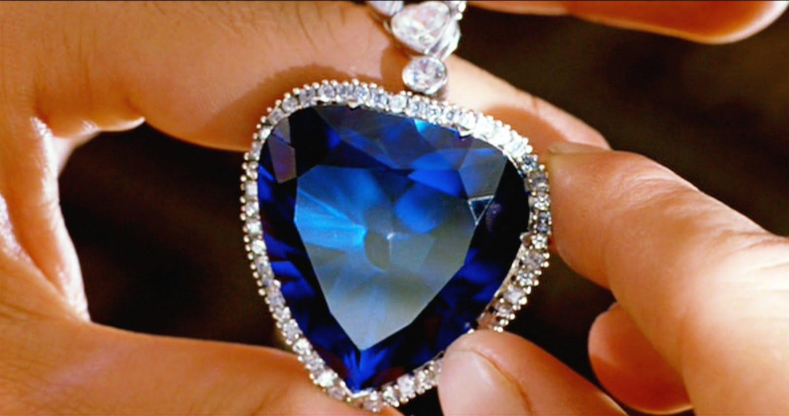 Titanic Blue Diamond