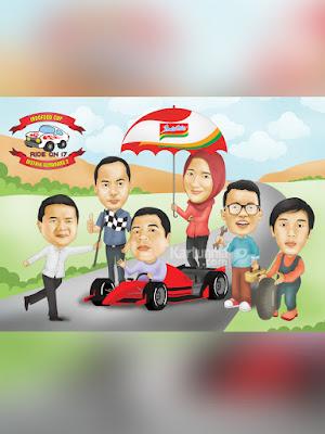 Karikatur Community Indofood