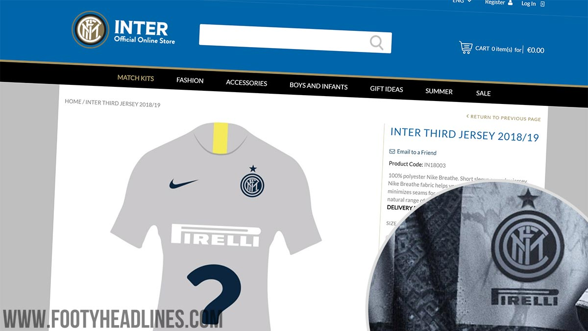 Update  Rupertgraphic has created a render of the new Inter Milan 2018-19  third kit c0113132a