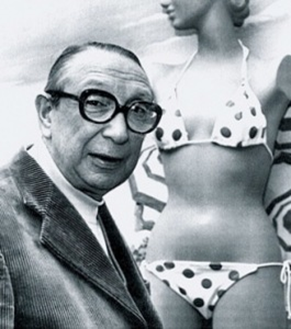 Recommend you Invented the bikini something is