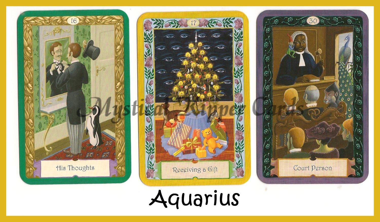 Tarot Notes Kipper Horoscopes
