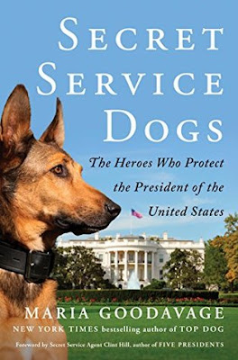 Secret Service Dogs, Maria Goodavage, Review, Bea's Book Nook