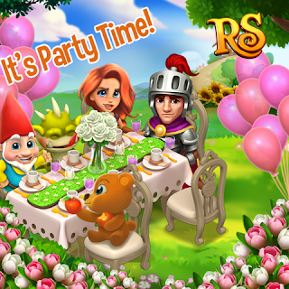 Party Time on Royal Story
