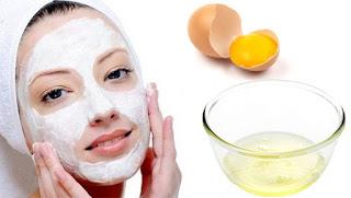 yumurta beyazi maske - KahveKafeNet