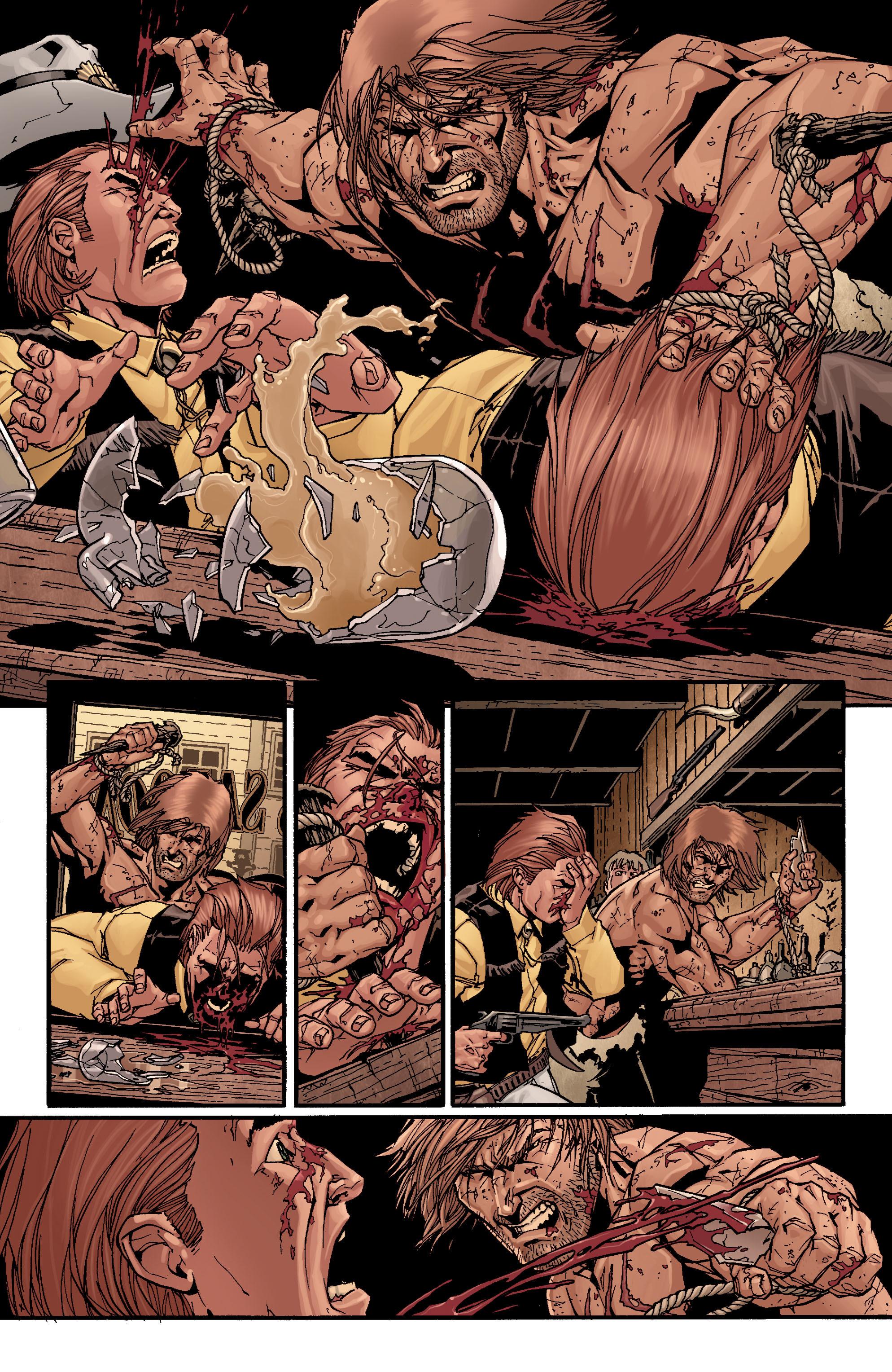 Read online Secret Six (2008) comic -  Issue #24 - 7