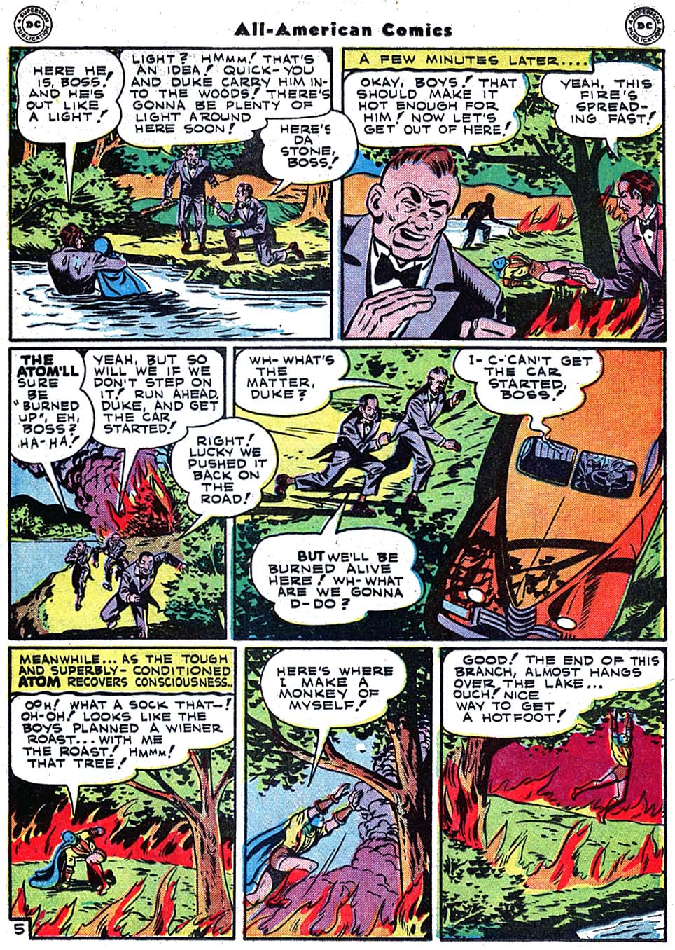 Read online All-American Comics (1939) comic -  Issue #72 - 29