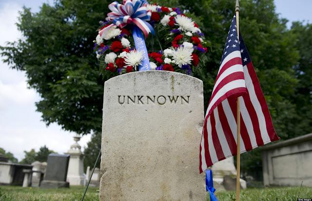 Memorial Day Grave Usa Photo