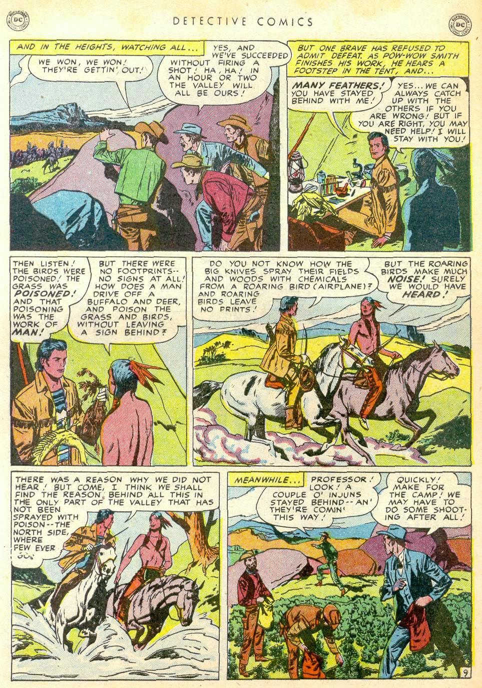 Read online Detective Comics (1937) comic -  Issue #163 - 47