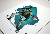NOPAL Art: Star Wars Boba Fett