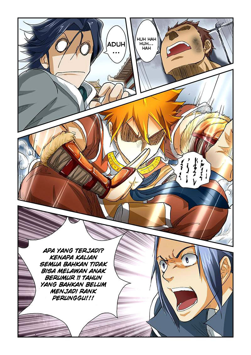 Tales of Demons and Gods Chapter 34