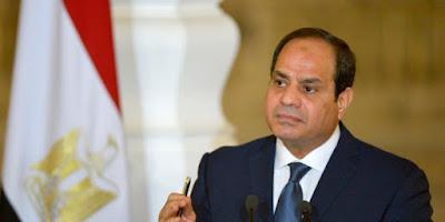 السيسي الأطماع في سيناء لم تنته.. ونواجه هجمات شرسة