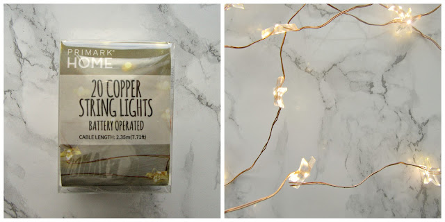 Primark Copper String Lights