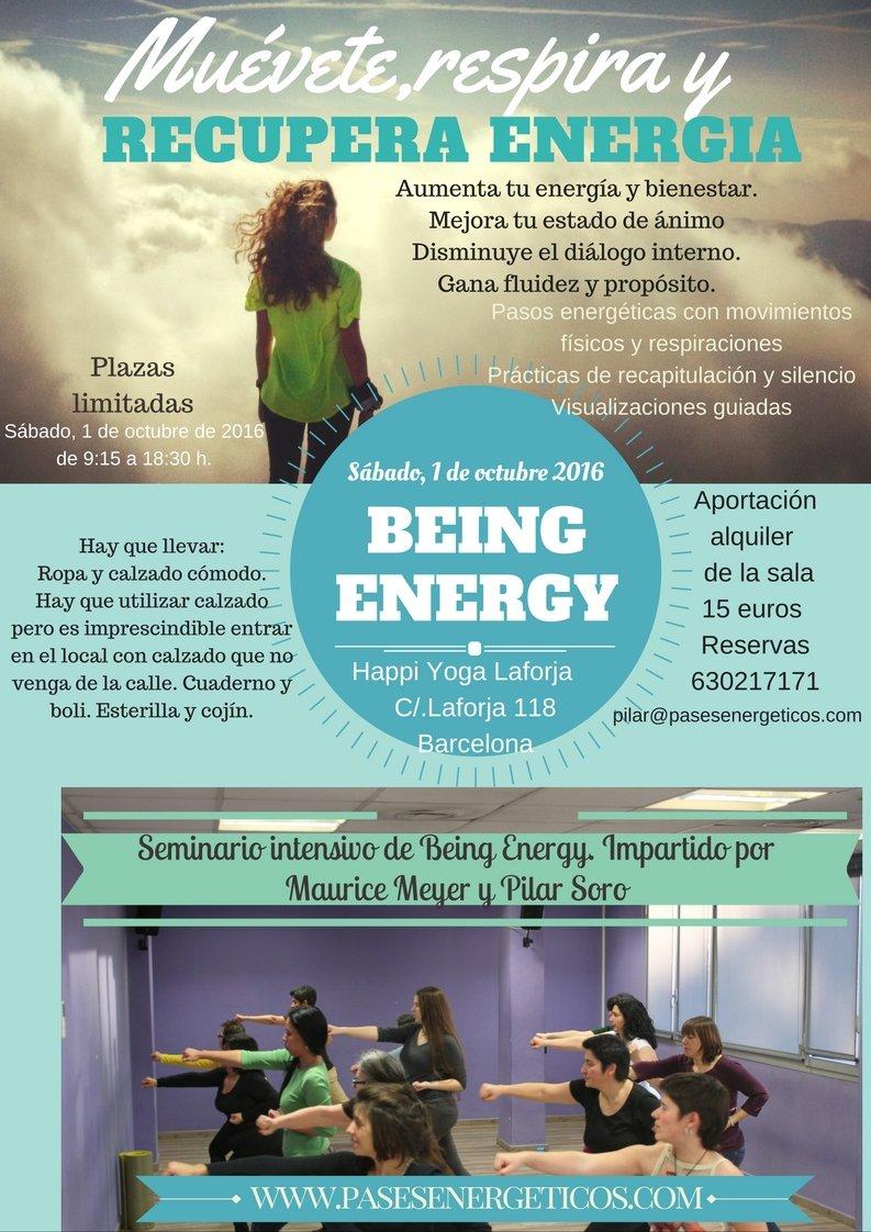 seminario Being Energy