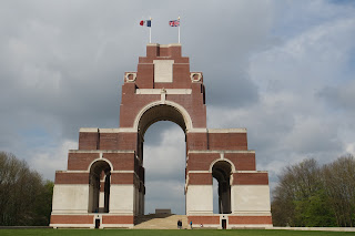 A Day on the Somme  (Spring battlefields 2017: Day Two)