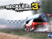 Reckless Racing 3 MOD APK + Data Unlimited Money 1.2.1