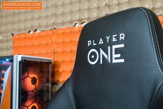 player one ghost premium gaming chair philippines