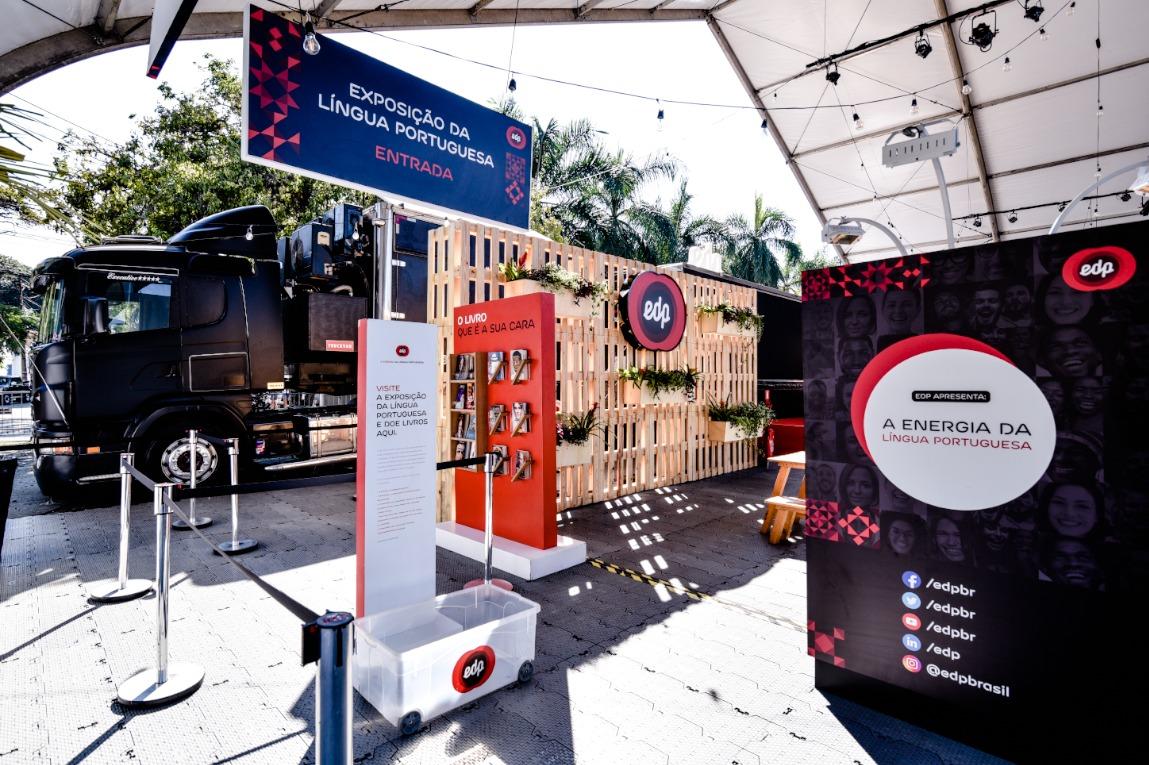 Chega em Fortaleza a Exposição itinerante da EDP que celebra a Língua  Portuguesa 564f45f946